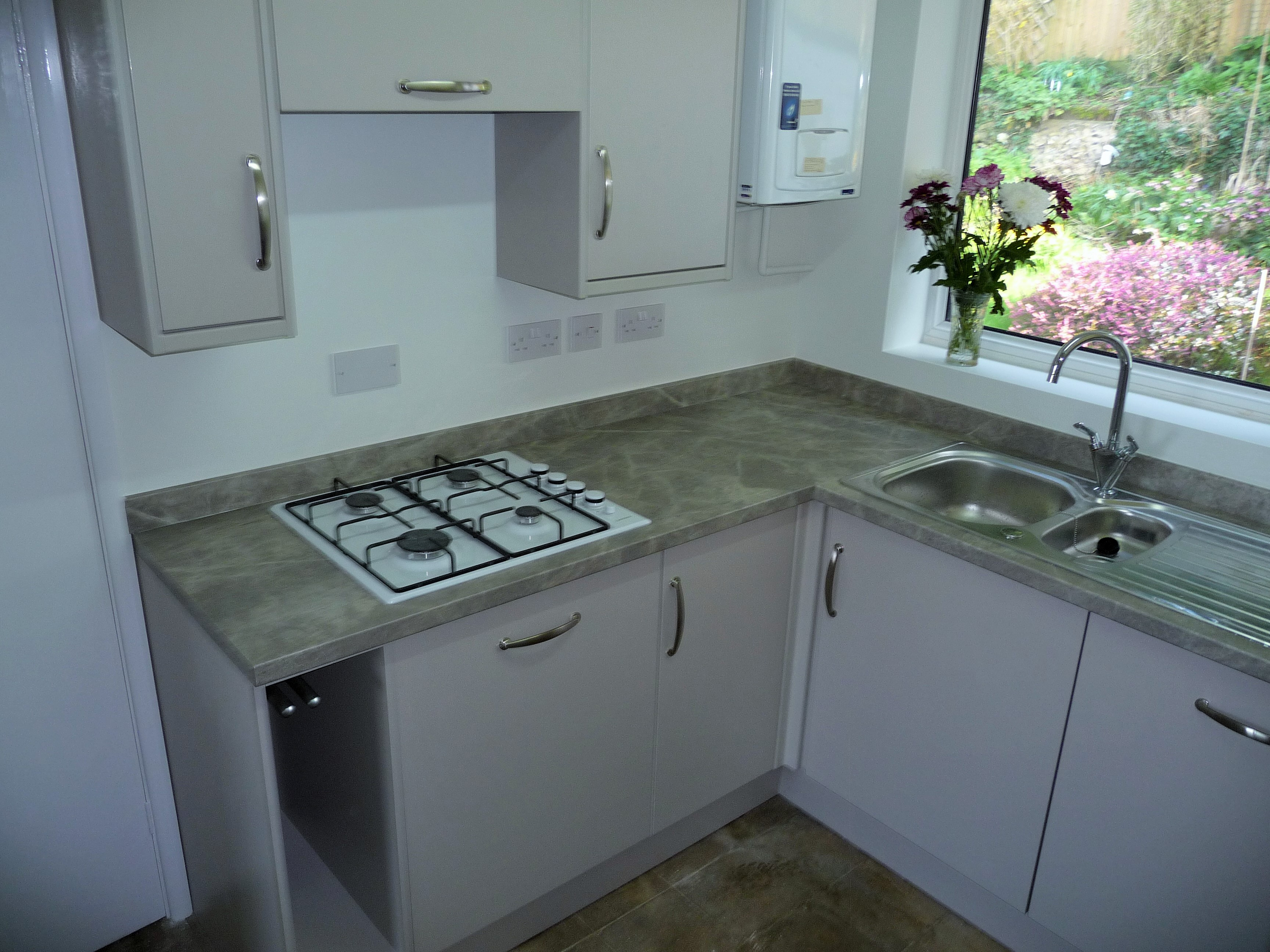 Kitchen replacement in Kingston